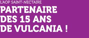 L'AOP Saint-Nectaire partenaire des 15 ans de Vulcania!