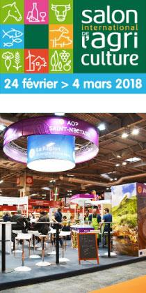 Événement - L'AOP Saint-Nectaire vous accueille au Salon International de l'agriculture