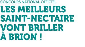 Concours national officiel - Les meilleurs Saint-Nectaire vont briller à Brion !