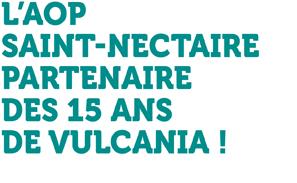 L'AOP Saint-Nectaire partenaire des 15 ans de Vulcania