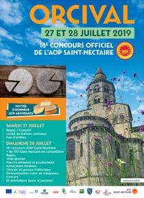 Événement - 18e édition du concours officiel de l'AOP Saint-Nectaire