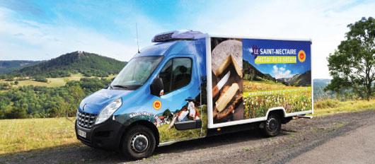 Le Saint-Nec'Truck part en tournée !