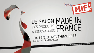 Salon du made in france paris 75 fromage aop saint for Salon made in france