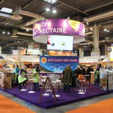 L'AOP Saint-Nectaire au Salon International de l'Agriculture