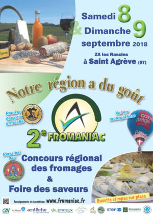 Concours Fromaniac